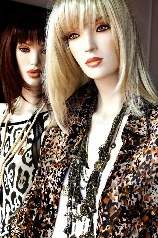 Mannequins de mode photos stock