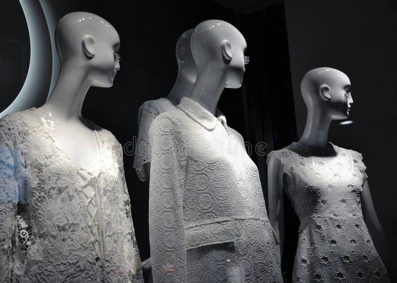 Mannequins de mode image libre de droits