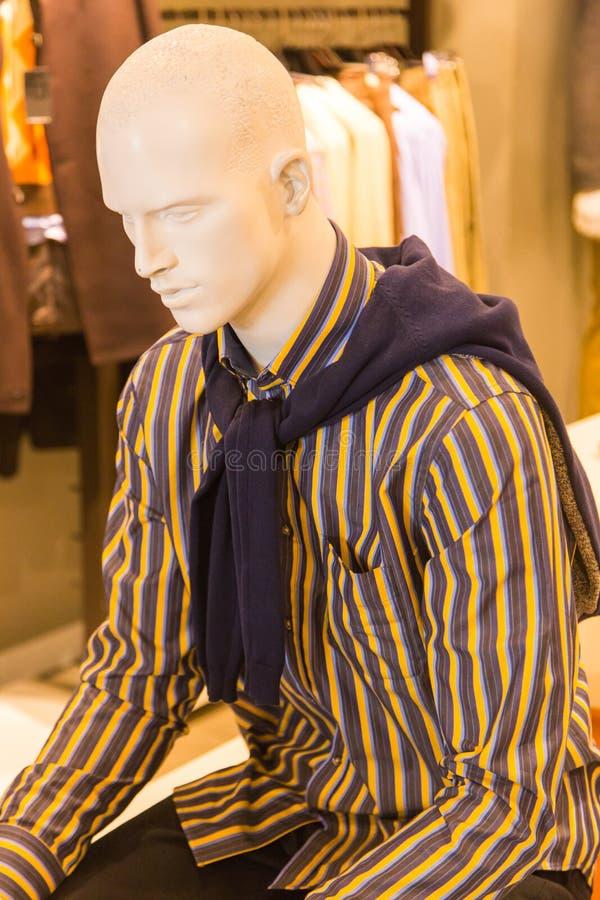 Mannequins mâles photos stock