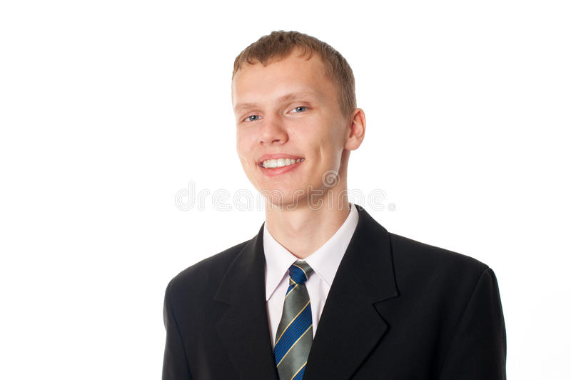 Mannportrait lizenzfreie stockfotos