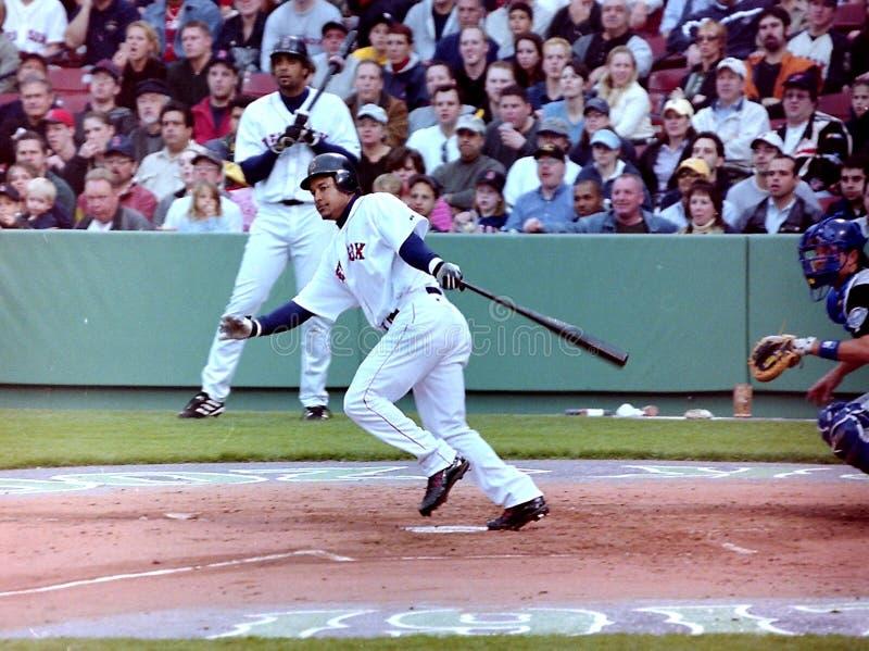 Manny Ramirez Boston Red Sox immagini stock libere da diritti