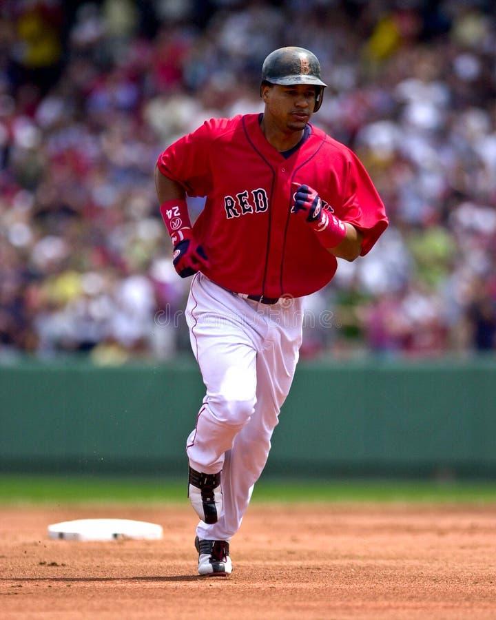 Manny Ramirez Boston Red Sox immagine stock