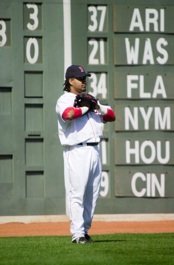 Manny Ramirez stock photo