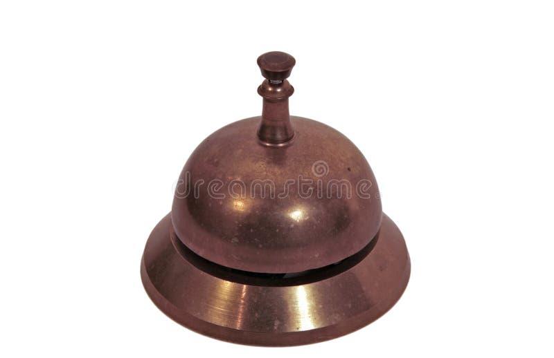 Mano Bell imagen de archivo libre de regalías