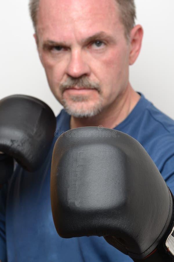 Mano del boxeo foto de archivo libre de regalías