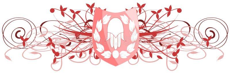 Mano di fatima sullo schermo con la decorazione floreale illustrazione di stock illustrazione - La mano sullo specchio ...