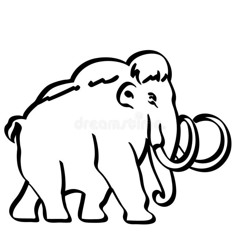 Mano gigantesca dibujada, vector, EPS, logotipo, icono, ejemplo de la silueta por los crafteroks para diversas aplicaciones stock de ilustración