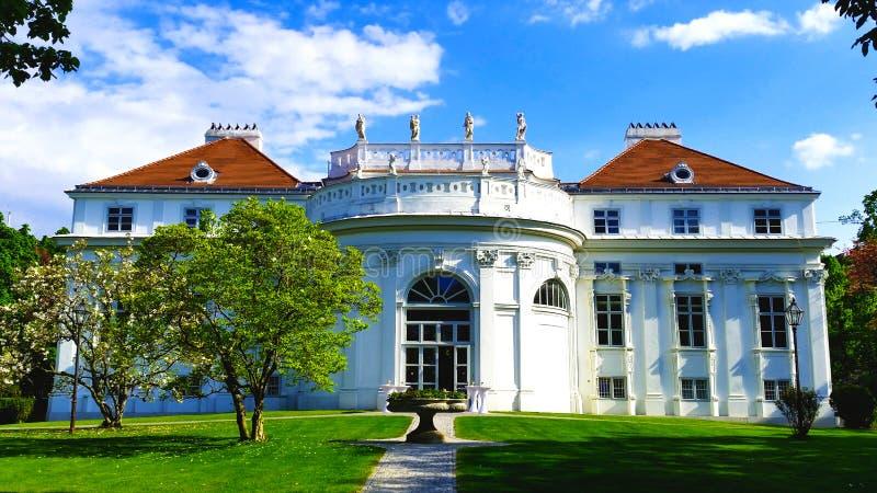 Manoir à Vienne image libre de droits