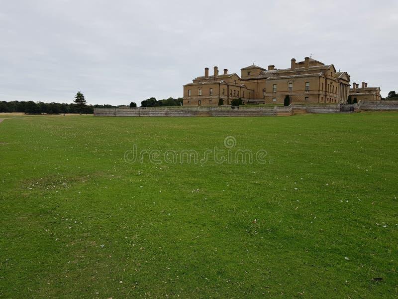 Manoir de Holkham photo stock