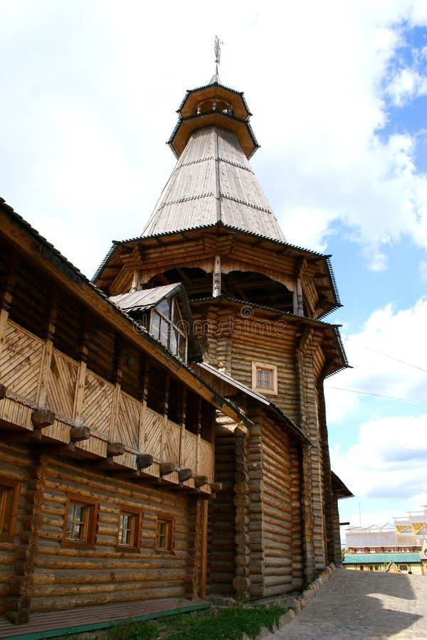 Manoir russe. photos libres de droits
