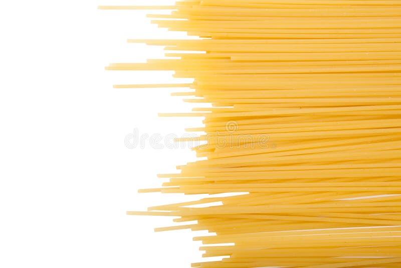 Manojo de espagueti imágenes de archivo libres de regalías