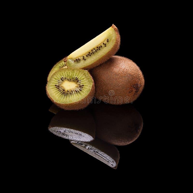 Manojo de fruta de kiwi foto de archivo libre de regalías