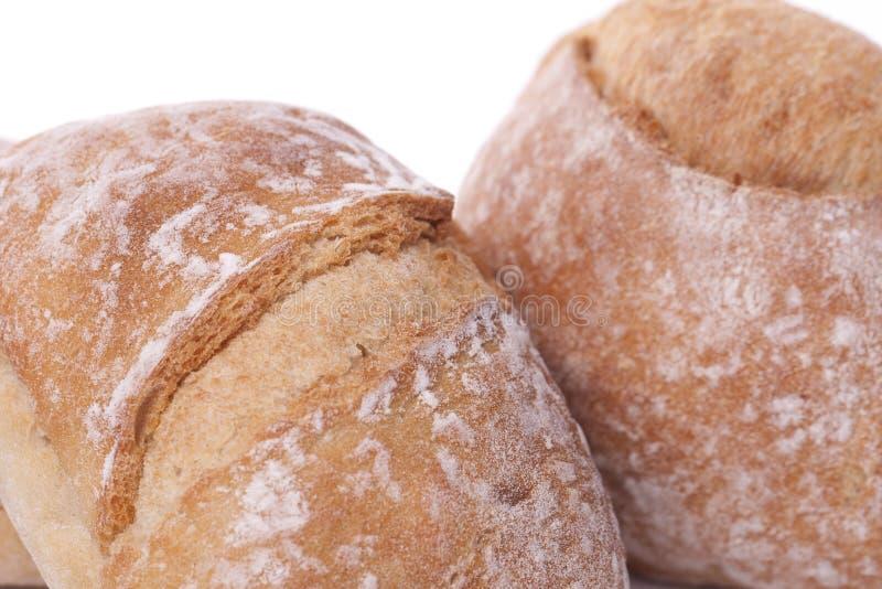 Manojo de pequeños panes imagen de archivo