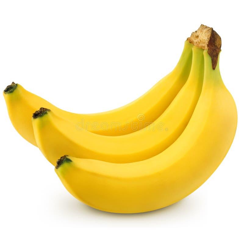 Manojo de plátanos foto de archivo libre de regalías
