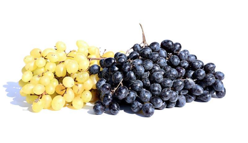 Manojo de uvas fotos de archivo