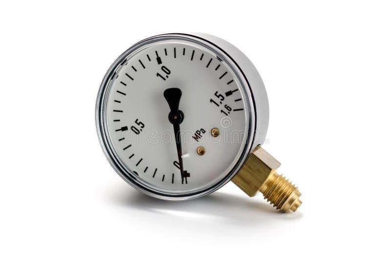 manometer royalty-vrije stock afbeeldingen