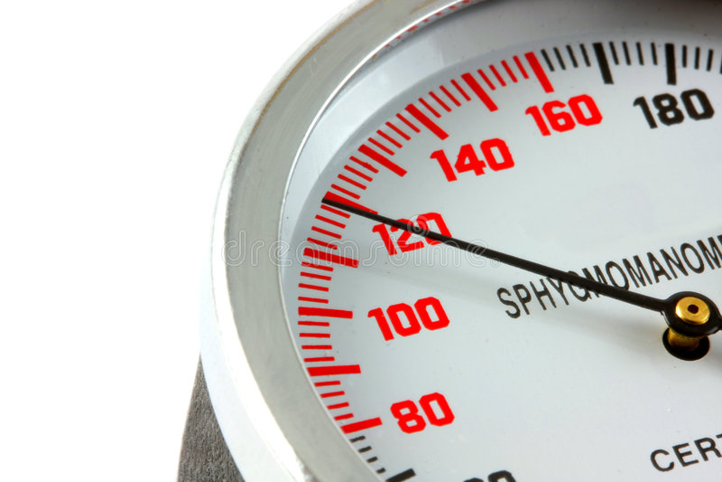 Manometer. Medical Manometer. Very beautiful photo stock photography