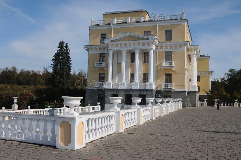 Manor Arkhangelsk royalty-vrije stock fotografie