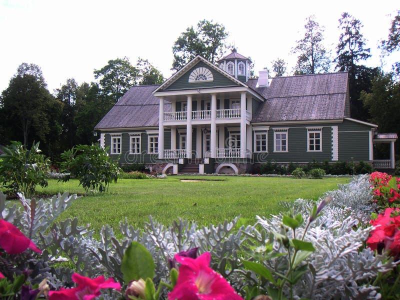 Manor royalty free stock photos