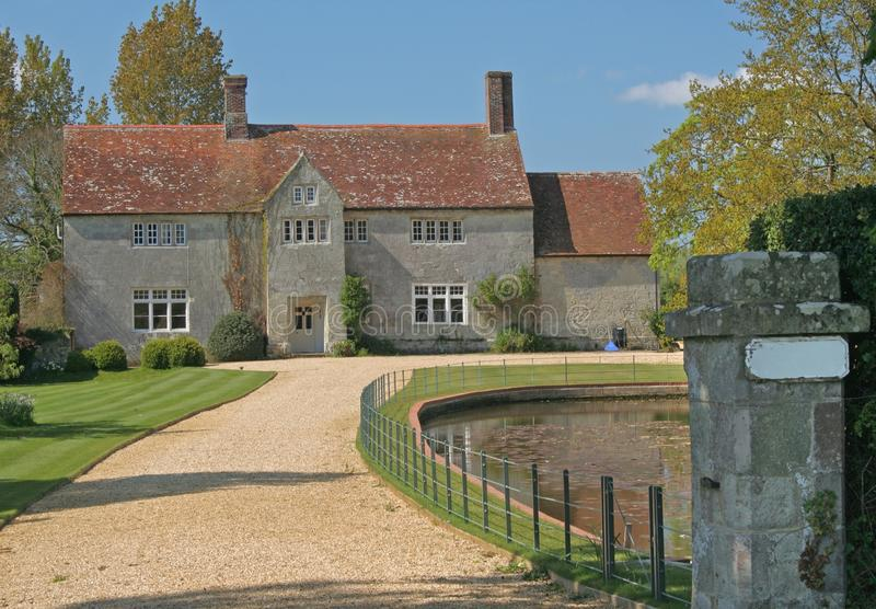 A manor house