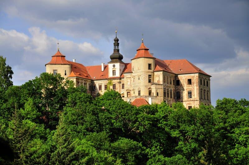 Manor Jezeri stock afbeelding