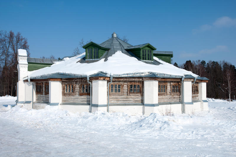 Download Manor Of  Russian Poet  18th Century - Lermontov Stock Photo - Image: 23767756