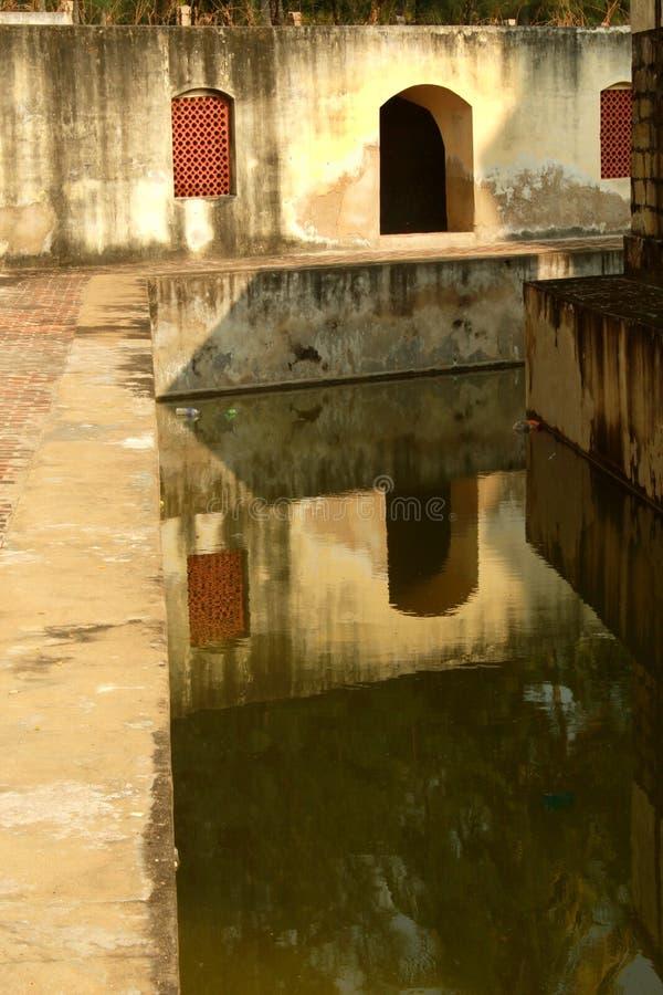 Manora fortu okop z sala zdjęcie royalty free
