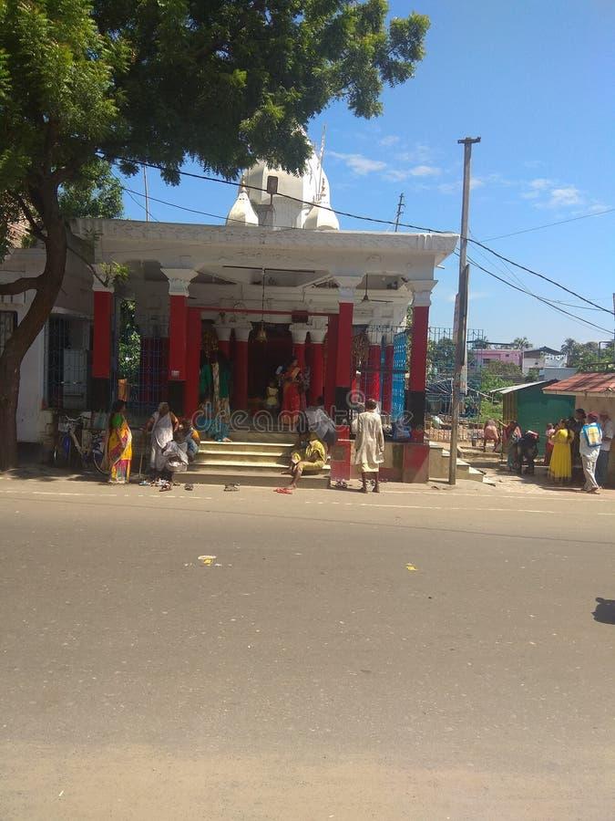 Manoskamana Mandir at Malda India royalty free stock photos