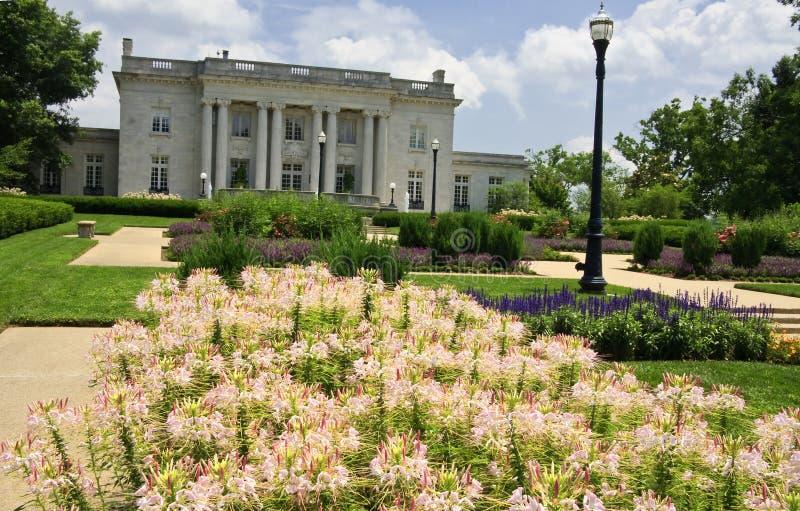 A mansão do regulador de Kentucky fotos de stock