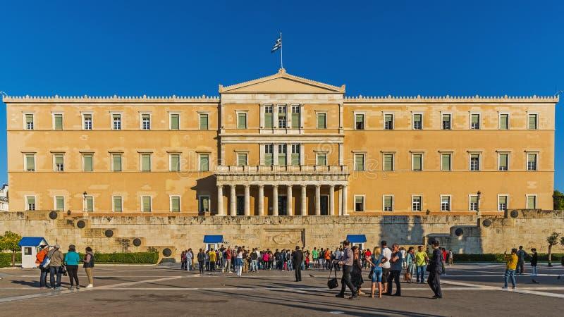 A mansão presidencial, imagens de stock