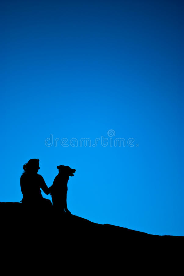 Free Mans Best Friend Stock Photography - 12734202