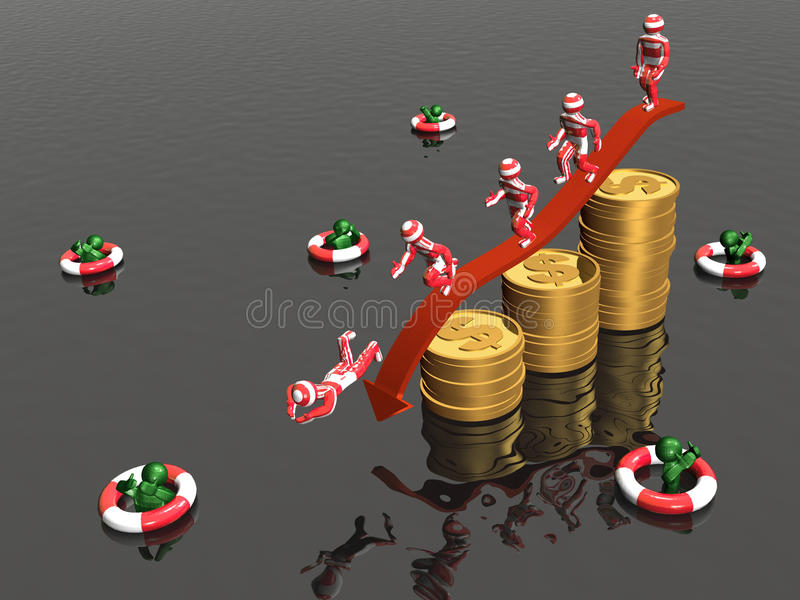 Download Mans And Coins Stock Images - Image: 18620144