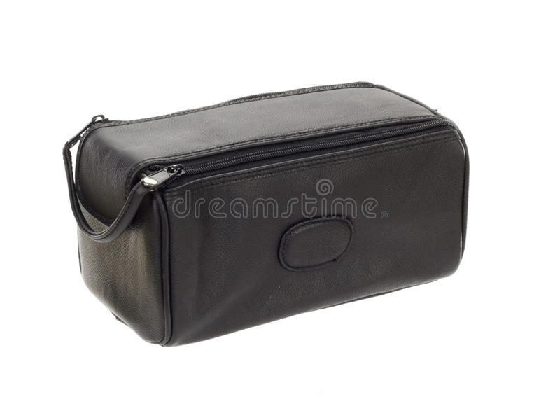 Download Mans Toiletries Travel Case Stock Image - Image: 10603553