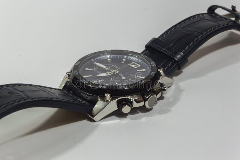 Mans Watch stock photo