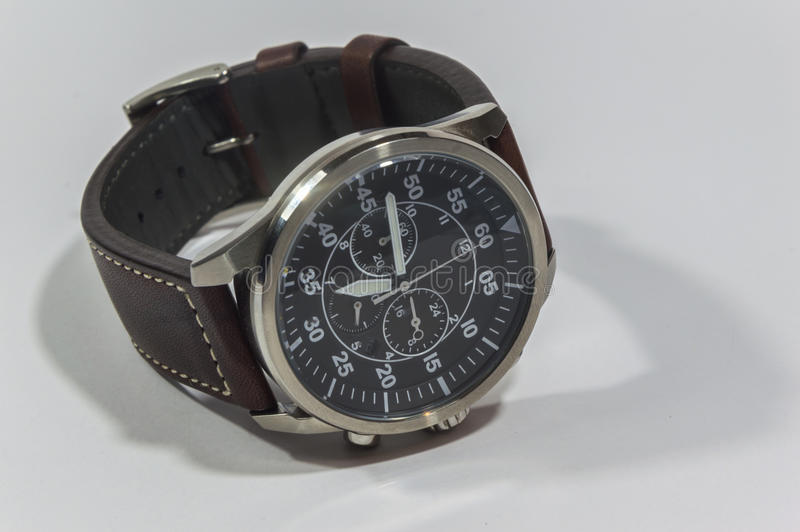 Mans Watch stock photos