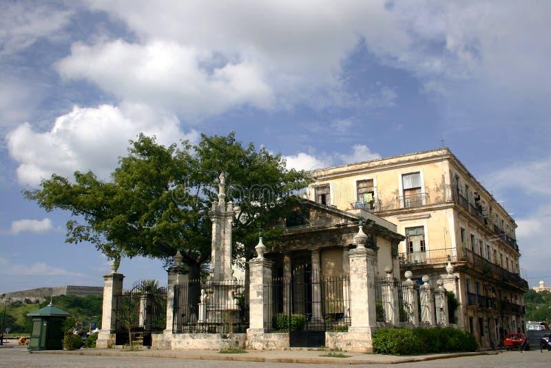 Mansión cubana fotos de archivo libres de regalías