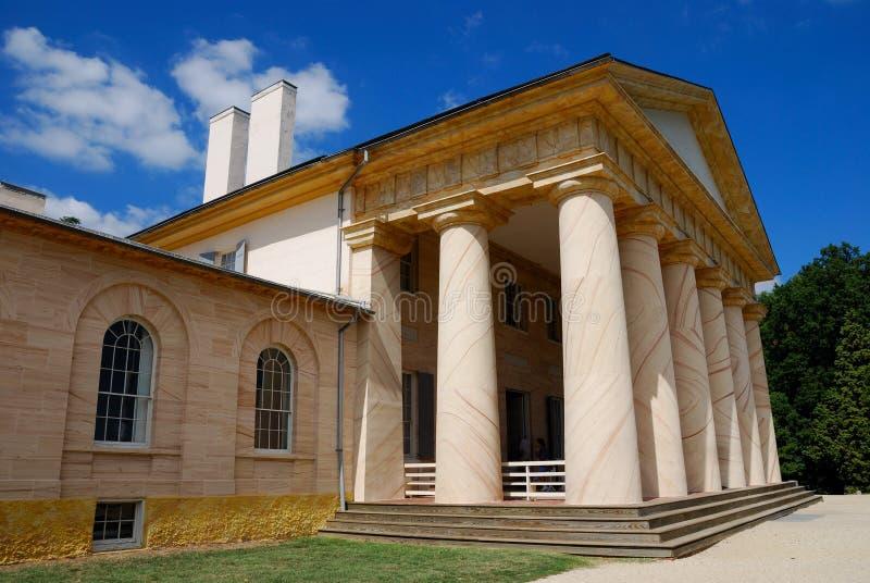 Mansión de Robert E Lee imagen de archivo libre de regalías
