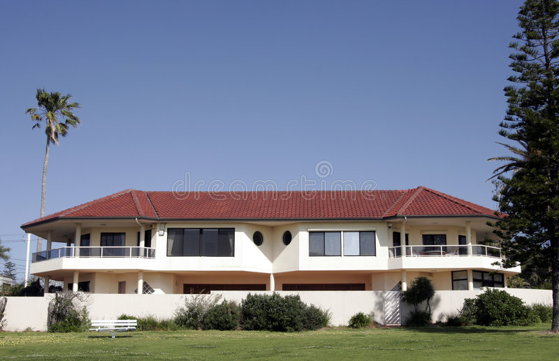 Mansion stock images