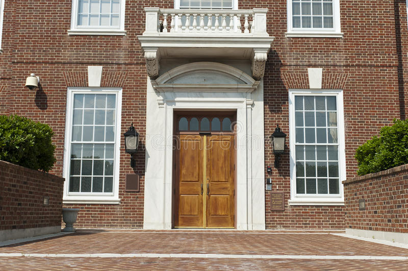 Download Mansion doorway stock image. Image of rich, wealthy, door - 25154457