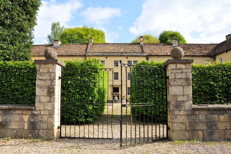 Mansion Exterior royalty free stock photo