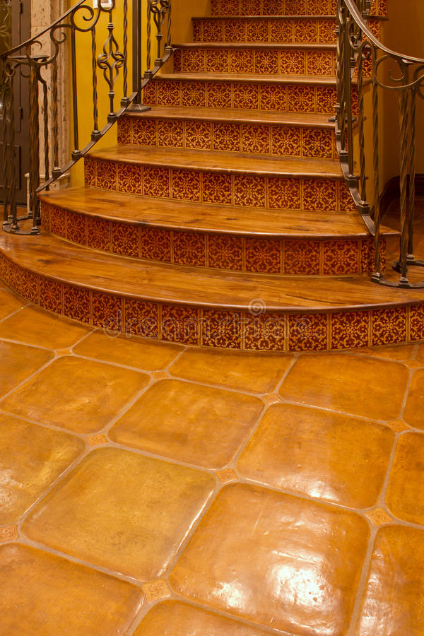 Download Mansion Home Interior Front Stairway Entrance Stock Photo - Image: 23767880