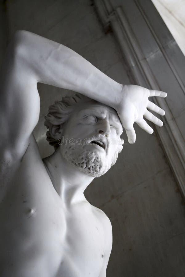 manskulptur fotografering för bildbyråer