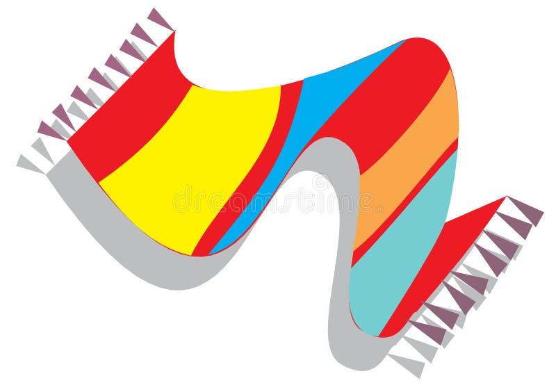 Manta mexicana colorida libre illustration