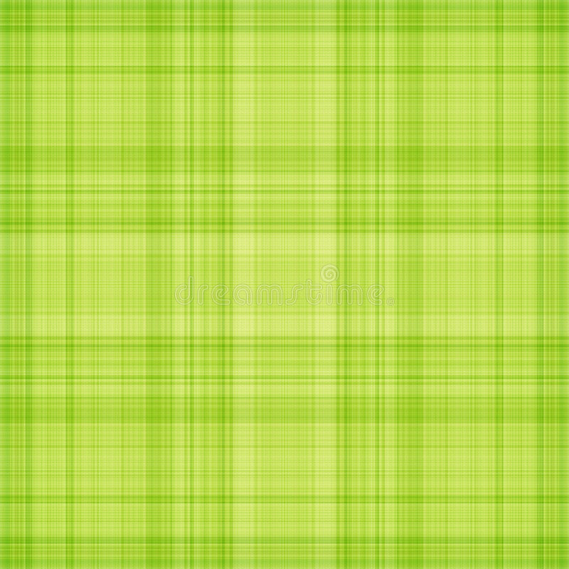 Manta textured verde ilustração royalty free