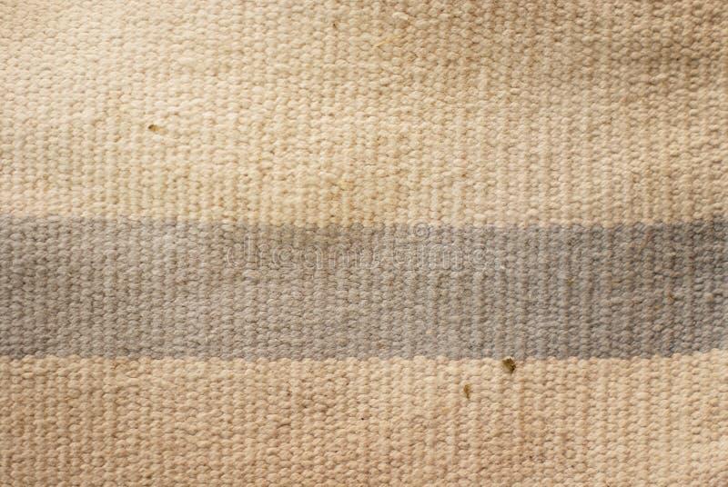 Manta vieja del algodón fotografía de archivo libre de regalías