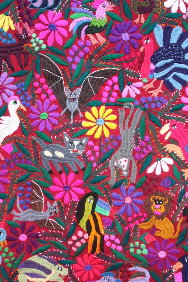 Mantas mexicanas fotografía de archivo libre de regalías