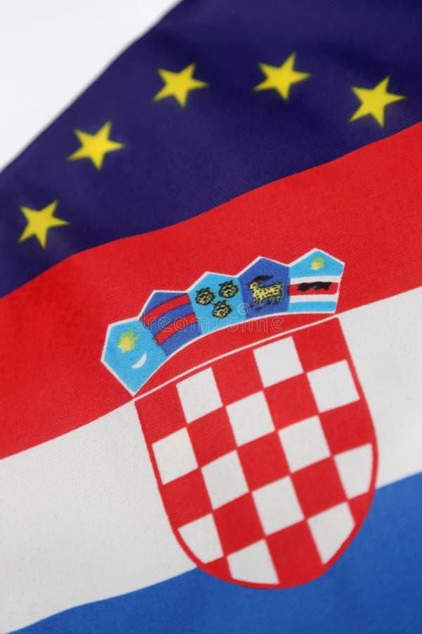 Manteau des bras croate image libre de droits