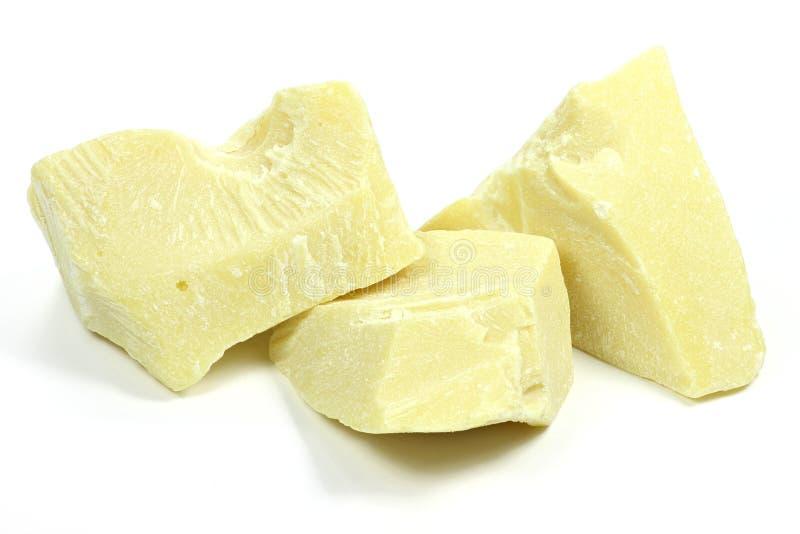 Manteiga de cacau imagens de stock royalty free