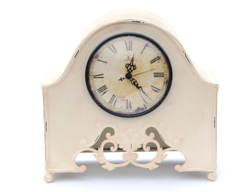 Mantel clock royalty free stock images