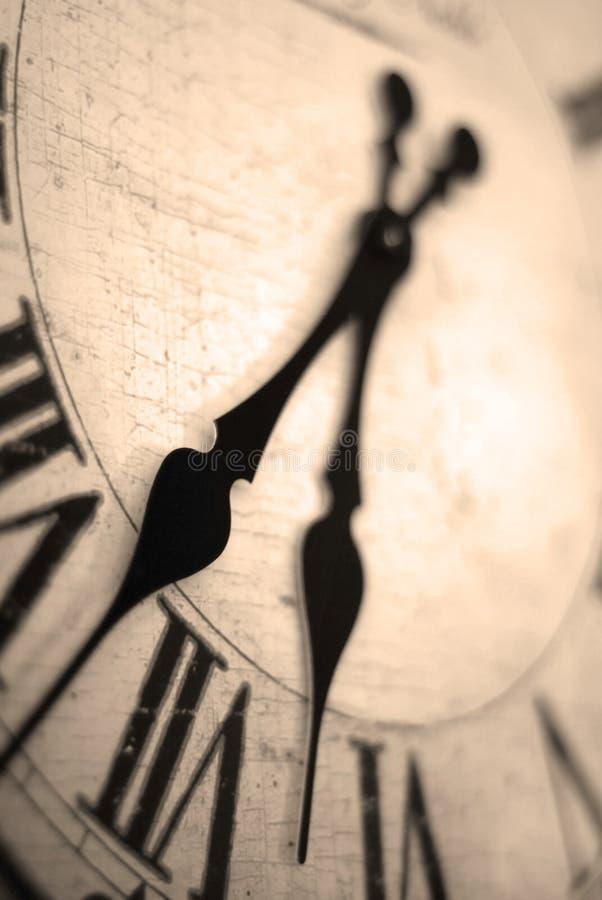 Mantendo o tempo fotografia de stock